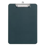 A4 Plastic Clipboard with wing clip