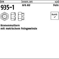 DIN 935 -1 6 M 24 x 1,5 S