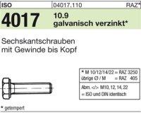 ISO4017 M6x50