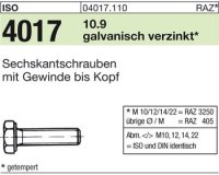 ISO4017 M24x40