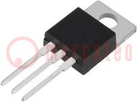 Diode: gelijkrichter Schottky; 45V; 20A; TO220AB