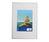 Photo frame aluminium, 21x31cm