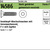 ISO 14586 Stahl 5,5 x 80 -F-T25 galv. verzinkt gal Zn S