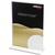 DEFLECTO Porte affiche transparent pour documents A4 portrait droit transparente