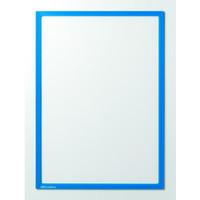 Ultradex Infotasche magneth. f. A4 blau-07 312x225mm 5 St