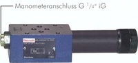 Exemplarische Darstellung: Bosch-Rexroth, Druckregelventile