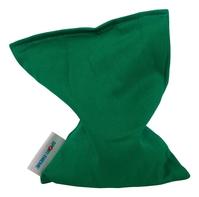 Sport-Thieme® Bohnensäckchen, Grün, 120 g, ca. 15x10 cm