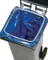 Müllsackhalterung für Großmülltonne mit 120 Liter Volumen, Artikelbild