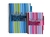 Pukka Pad Project Book Wirebound Perforated Ruled 3-Divider 80gsm 250pp A5 Assorted Ref PROBA5 [Pack 3]