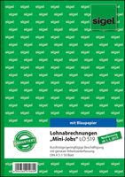 """Lohnabrechnungen """"Mini-Jobs""""_klo519_db"""