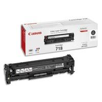 CANON Cartouche toner Noir CRG718BK 2662B002AA