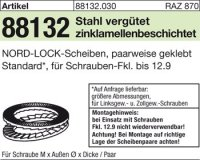 NORD-LOCK-Scheiben 6x10,8x1,8