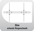 Chronoplan Mobil A4 Office Economy, Kunstleder, schwarz, uml. Reißverschluss