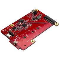 StarTech.com USB naar M.2 SATA adapter voor Raspberry Pi en Development Boards