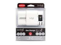 Hahnel Unipal Plus Digital camera battery Gleichstrom