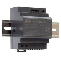 MEAN WELL HDR-100-24N adattatore e invertitore 100 W