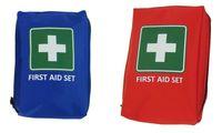 """LEINA Trousse de premiers secours """"First Aid"""", bleu (8950051)"""