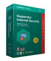 Kaspersky Internet Security 2018 5 Geräte 1 Jahr Code in a Box FFP Multi Device, Deutsch