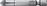 ZOT-Torsions-Bit Torq-Set Form E 6,3 7049 TS ZOT 8x50