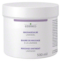 cosiMed Massagesalbe mit Lavendelduft, 500 ml~