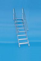 Handlauf für Treppe 1116.210 u. 1118.210
