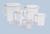 Odmerné kanvy zo styrén akrylonitrilu (SAN)