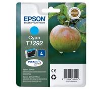 Epson Apple Singlepack Cyan T1292 DURABrite Ultra Ink