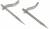 Detailabbildung - Betonhaken, drehbar, 10x150mm