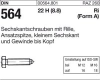 DIN564 AM12x60