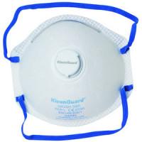 Atemschutzmaske M10, FFP1, mit Ausatemventil, weiß, 8x10St.