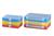 Cajas de surtido de polipropileno (PP) con compartimentos
