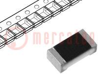Résistance: thick film; SMD; 0603; 150Ω; 0,1W; ±5%; -55÷155°C