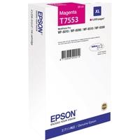 Epson Tintenpatrone C13T755340 T7553 4.000Seiten magenta