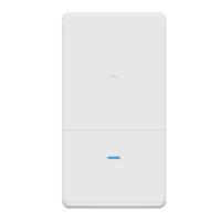 De UniFi AC Outdoor, is de snelste outdoor WiFi access point van Ubiquiti. Dit access point ondersteunt 802.11ac met snelheden tot 1300 Mbps op de 5 Ghz frequentieband en tot 450 Mbps op de 2,4 Ghz-band.