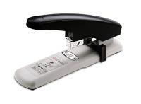 Heftgerät (Büro) NOVUS B 40/4 Blockheftgerät, 100 Blatt, 55 mm, lichtgrau/tiefsc