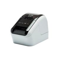 Brother Etikettendrucker QL-800 mit Rot-Schwarz-Druckfunktion Bild 1