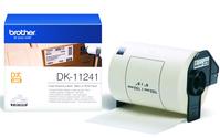 Brother DK-11241 nyomtató címke Fehér