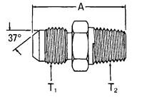 AEROQUIP GG110-NP12-08 Adapter