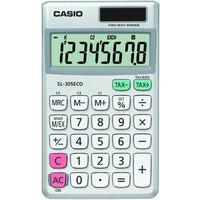 Taschenrechner, SL-305ECO, Solar/Batterie, 8stellig, 70x118,5x8,5mm
