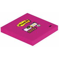 Haftnotiz Super Sticky, 76 x 76 mm, pink, 90 Blatt