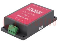 Converter: DC/DC; 20W; Uin:18÷75V; Uout:12VDC; Iout:1670mA; 107g