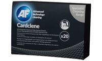 """AF Reinigungskarten """"Cardclene"""", für Magnetköpfe, kodiert (6270108)"""