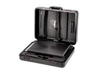 """Compro.Case für Canon iP100/iP110 für 17"""" Notebooks, schwarz Koffer für Drucker"""