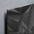 Glas-magneetbord artverum®_glasmagnetboard_artverum_detail_01_black_diamond
