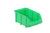 Cajas de almacenaje a la vista PP tamaño 2