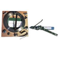 Kennflex Splintverschlüsse für Schellenband 90.3926, VE = 100 Stück
