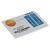 Testo Temperaturmessstreifen 10 2 Messbereiche, B. 18mm, L. 50mm, Temp. 110°C max.