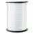 CLAIREFONTAINE Bobine bolduc de comptoir 500mx7mm lisse coloris Blanc