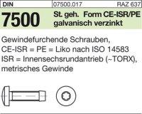 DIN7500 CEM3x6-T10
