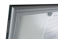 Legamaster Schaukasten PREMIUM Whiteboard für den Außenbereich, 18x DIN A4